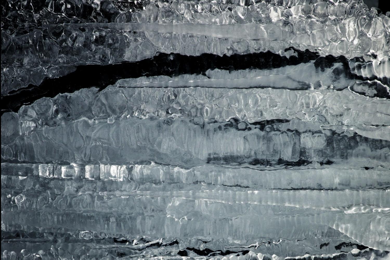 Eis Strukturen
