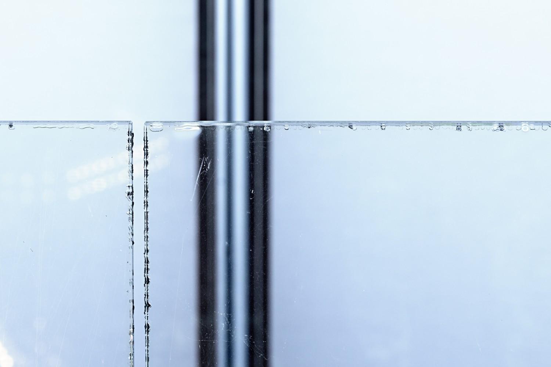 Glas Strukturen