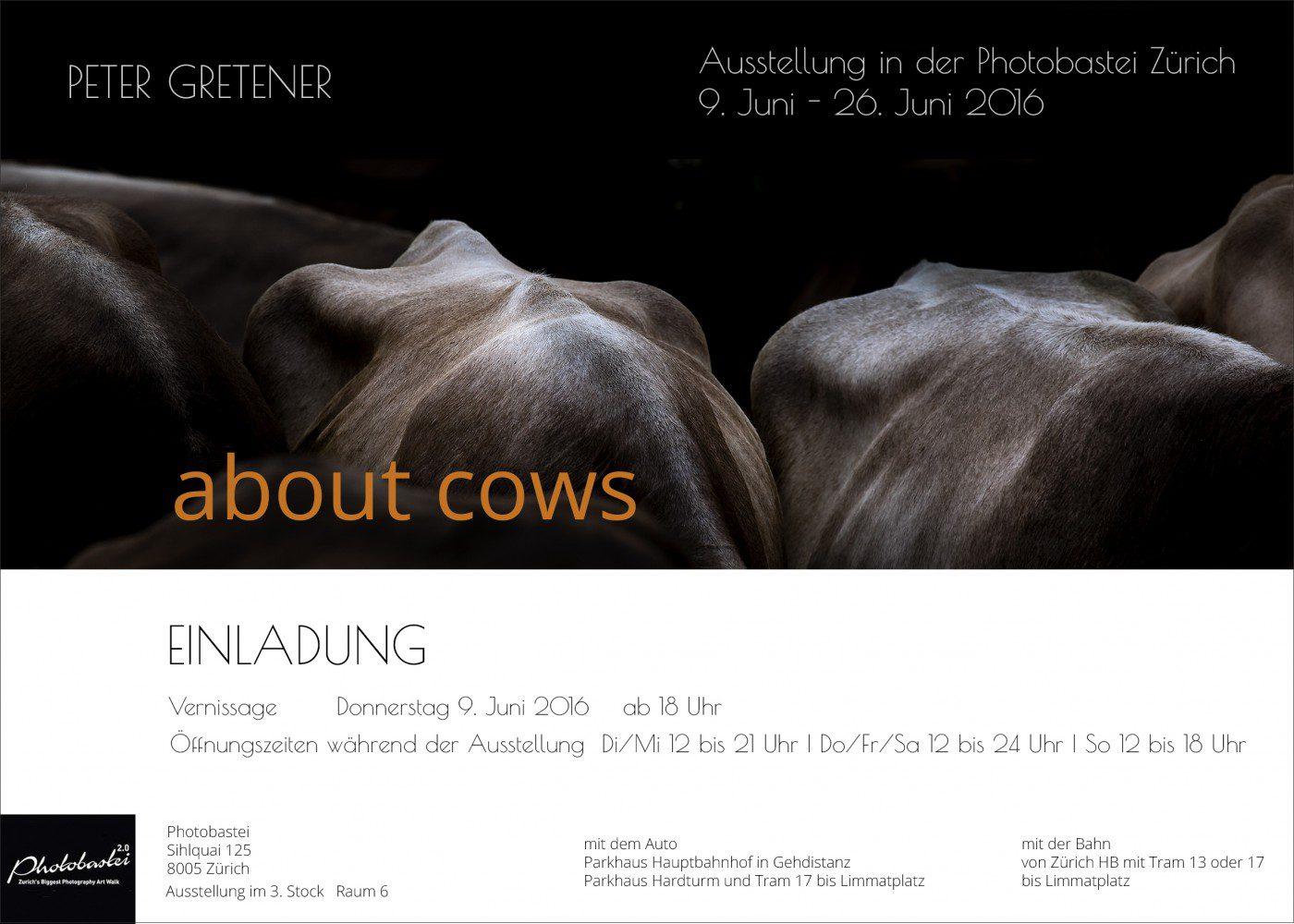 Ausstellung Photobastei Zürich